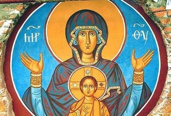 Церковь празднует память иконы Божией Матери «Знамение»
