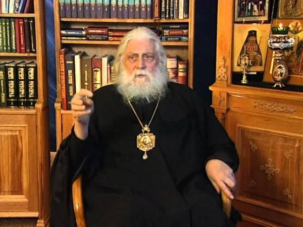 Епископ Василий (Родзянко): как я бросил пить (+видео)