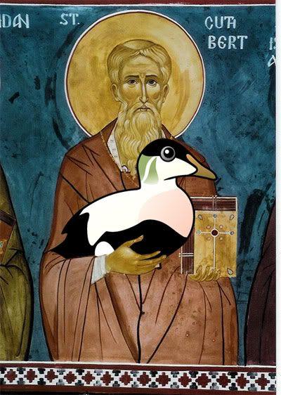 Святой Кутберт
