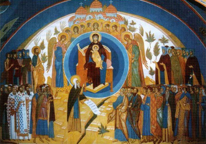 Собор Пресвятой Богородицы — тихое семейное торжество