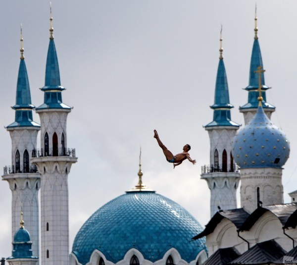 2015 FINA World Championships: High Diving, Men's 27m