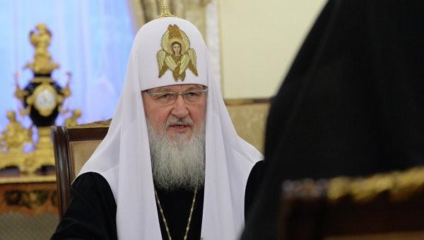 Патриарх Кирилл: Военные действия оправданы, только когда они защищают человека