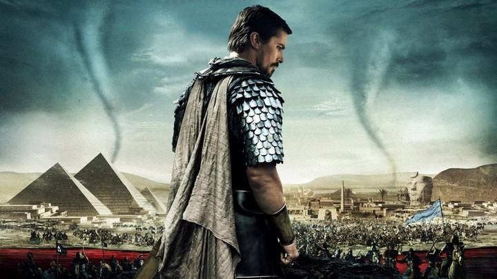 «Исход»: кто после фильма откроет Библию?