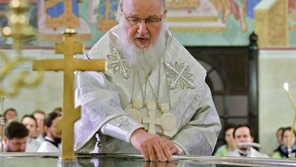 Патриарх Кирилл: Законом жизни должна быть не сила, а любовь