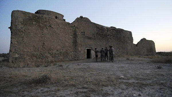 МИД РФ осудил разрушение террористами древнего монастыря в Ираке