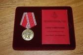 МЧС наградит медалью крановщицу, спасшую рабочих в Петербурге