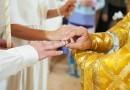 Опубликован проект документа «Таинство брака и препятствия к нему» (полный текст)