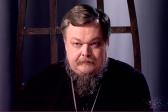 """Протоиерей Всеволод Чаплин в эфире телеканала """"Дождь"""""""