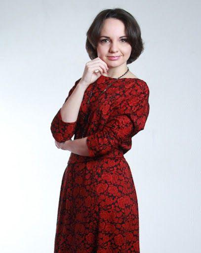 Лидия Сиделева