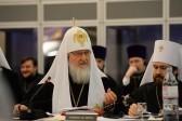 Патриарх Кирилл: Публикация проектов соборных документов и дискуссия по ним покажет подлинно соборный характер нашей Церкви