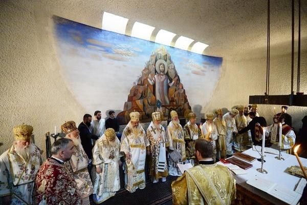 Фото: О. Варов. Пресс-служба Патриарха Московского и всея Руси