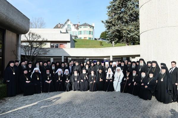 Собрание Предстоятелей Поместных Православных Церквей завершилось в Женеве (+фото)