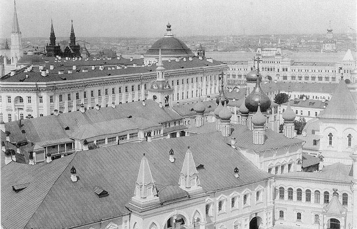 ФСО поделилась знаниями об истории кремлевских монастырей