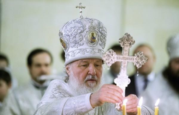 Патриарх Кирилл: В этот праздник нам дано чувственно воспринять то, чем на самом деле явилось Богоявление
