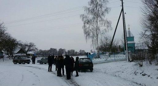 Милиция освободила захваченный раскольниками храм на Украине
