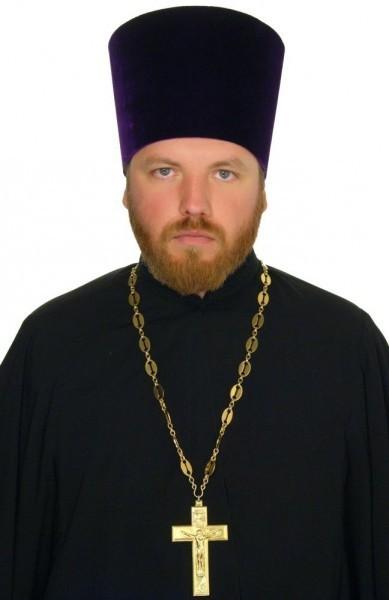 Протоиерей Максим Брусов