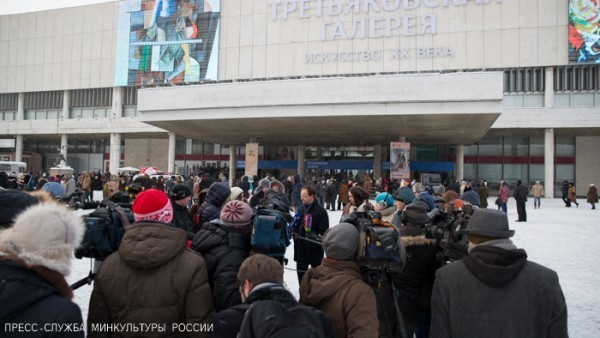 Выставку Серова в Третьяковской галерее продлили еще на неделю