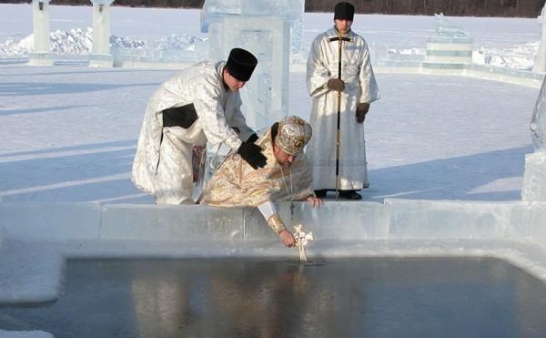 Крещение с 18 на 19 или с 19 на 20 января 2019 года