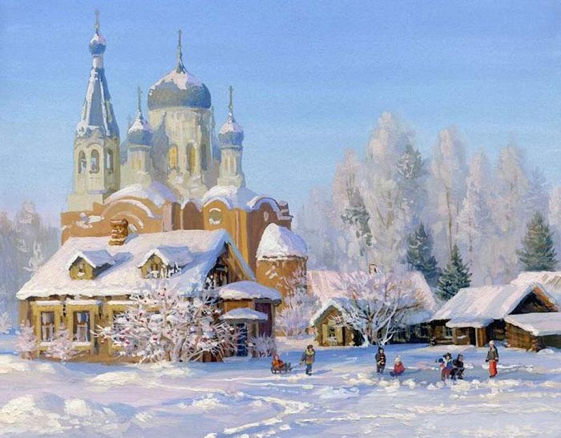 красивые открытки с церквями такую красоту бесподобную