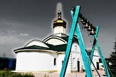 Храм под Луганском – жизнь после войны