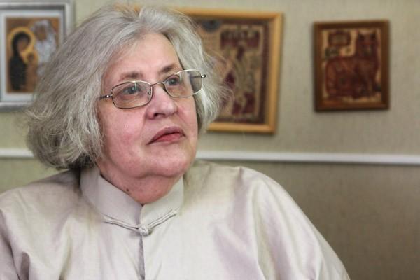 Марина Журинская. Свидетельство