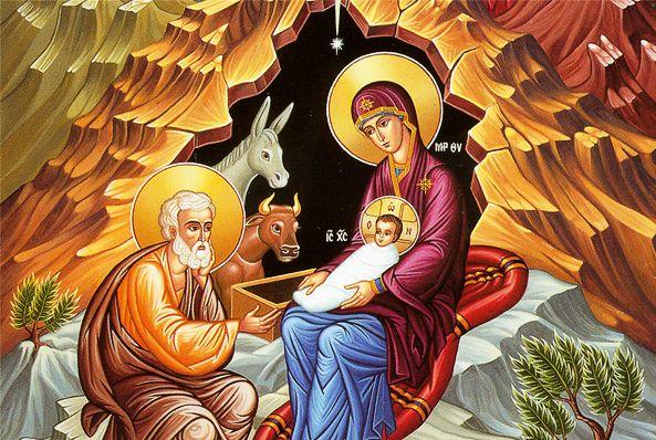 Церковь празднует Рождество Христово