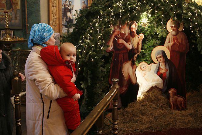 Мое первое Рождество, габаритная дама и большой носовой платок
