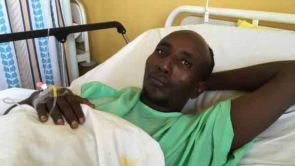 Умер кенийский мусульманин, закрывший собой христиан во время теракта