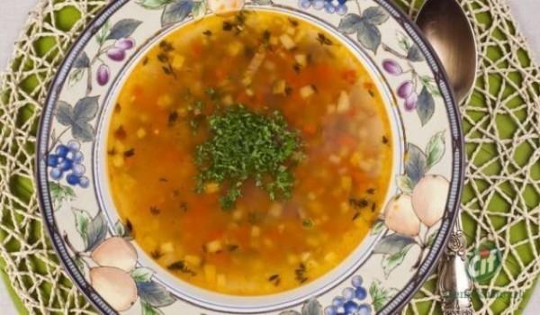 суп в пост