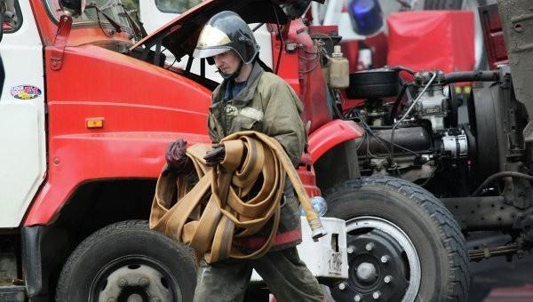 Многодетная семья погибла при пожаре в Якутии