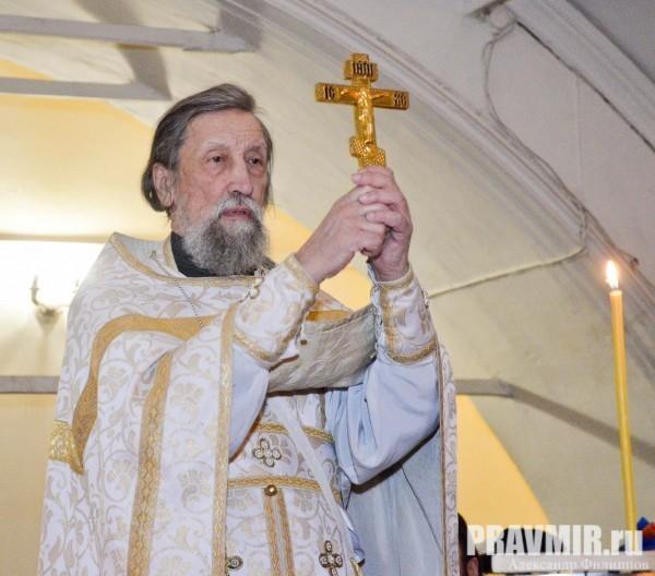Протоиерей Александр Салтыков: «В этот день началась всемирная проповедь Христа»