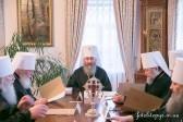 Журналы заседания Священного Синода Украинской Православной Церкви от 29 января 2016 года