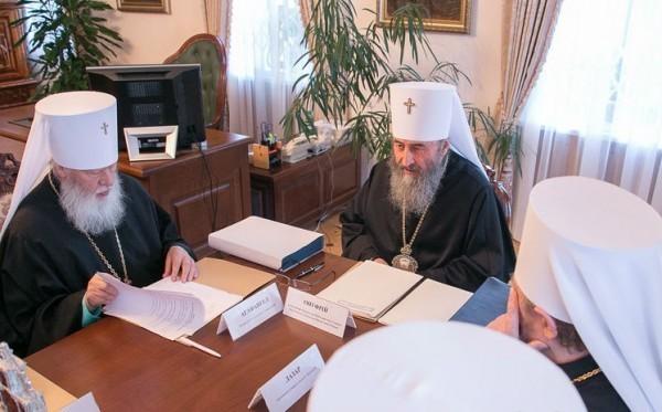 В УПЦ создан Синодальный информационно-просветительский отдел