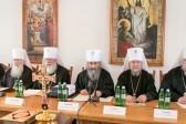 Священный Синод УПЦ назначил правящих архиереев Уманской и Шепетовской епархий