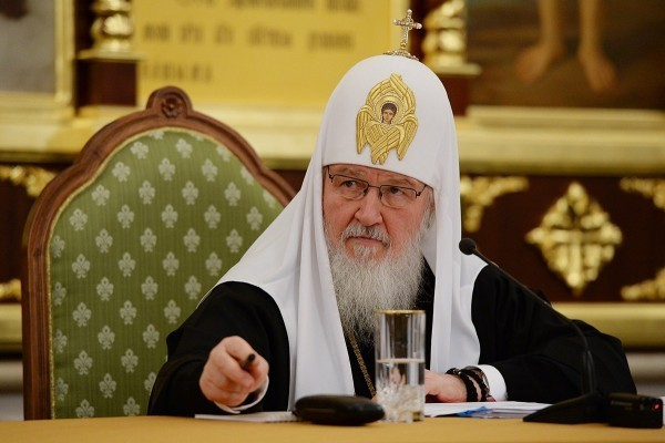 Вышел в свет шестой том Собрания трудов Патриарха Кирилла