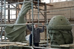 Памятник святому князю Владимиру в Москве планируется установить в апреле