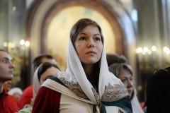 Патриарх Кирилл пожелал студентам не лениться и не отвлекаться на «лишнюю информацию»