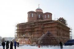Представители разных религий жертвуют на строительство храма на Ходынке