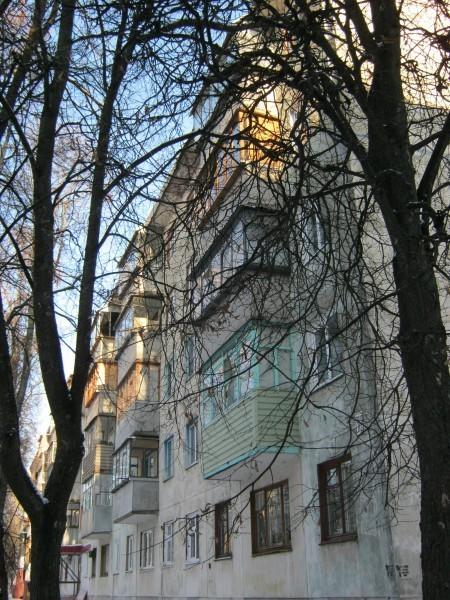 Дом Сергея Шаполова