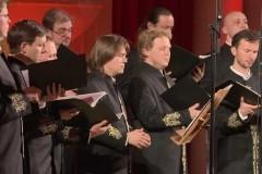 Хор Валаамского монастыря спел для российских летчиков в Сирии «Катюшу» и «День Победы»