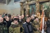 В Донском монастыре прошла панихида по казакам, погибшим в годы террора