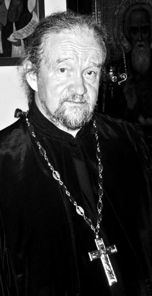 Священник Николай Никишин