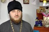 Неизвестные забросали камнями дом украинского священника