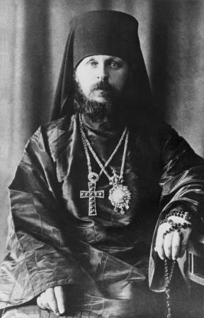 Священноисповедник Виктор Островидов