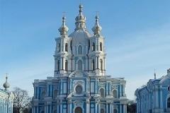 Смольный собор в Петербурге передан Церкви