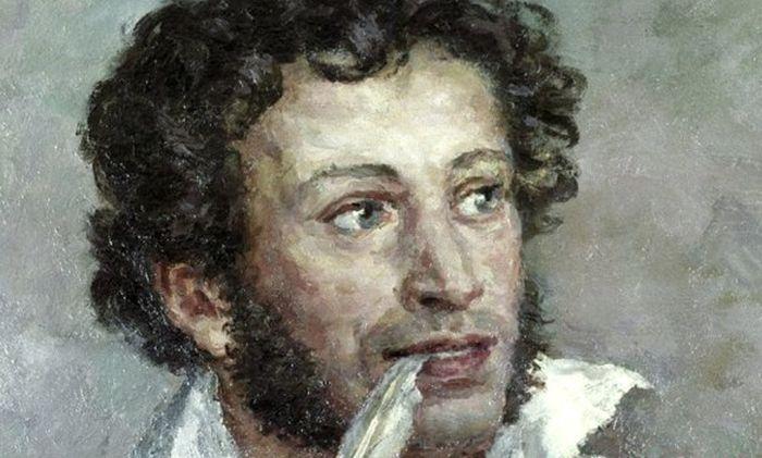 Пушкин. Тест