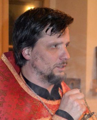 Священник Михаил Геронимус