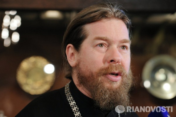 Епископ Тихон: мы должны вместе сохранить Европу христианской