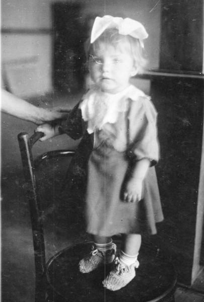 Кира Флоренская, 1943 год