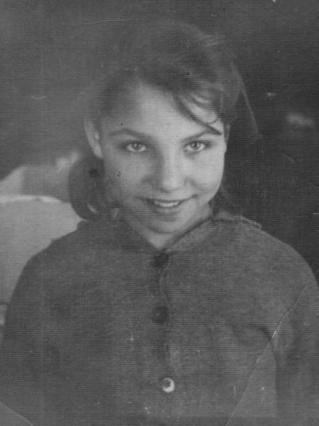 Кира Флоренская, 1953 год